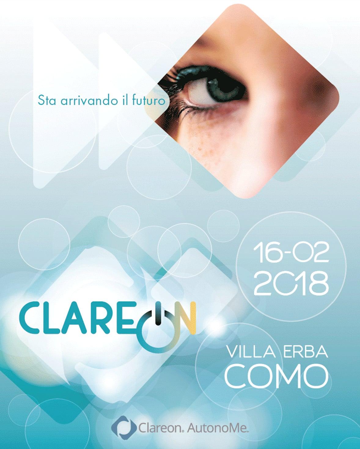 ClareOn lente monofocale
