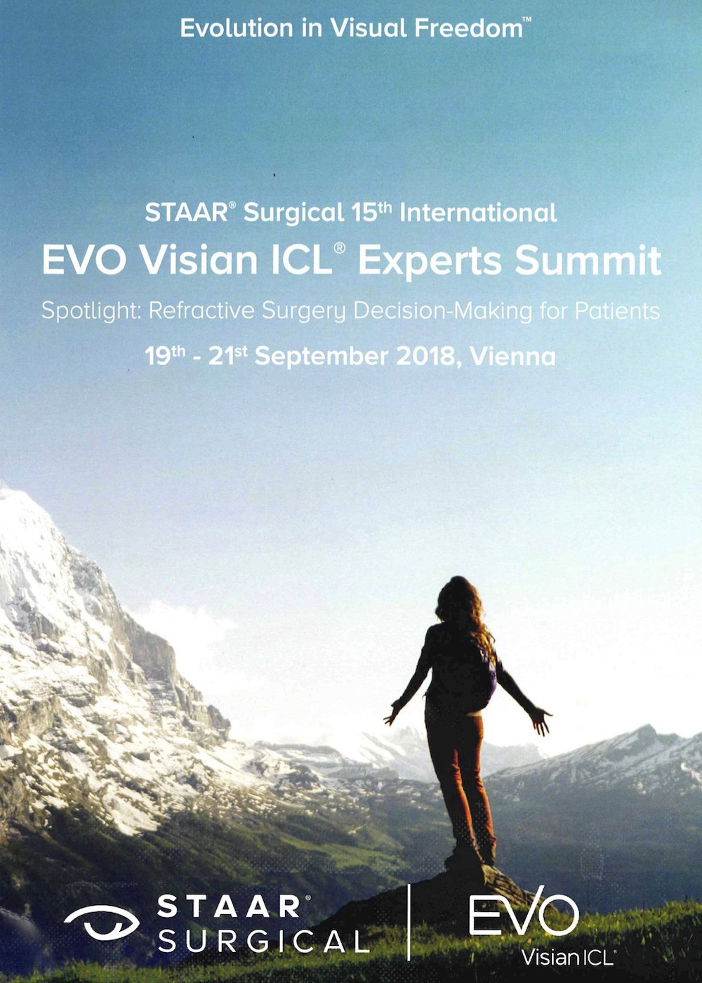 staar surgical 15th international evo visian icl experts summit 1