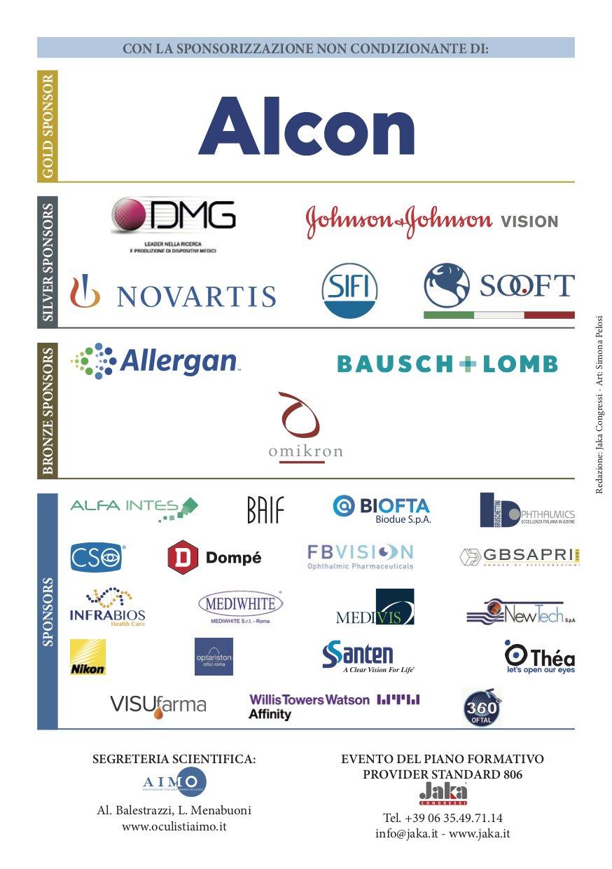 aimo 2019 sponsors