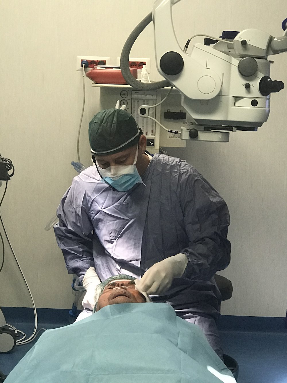 live surgery day center dr alberto bellone